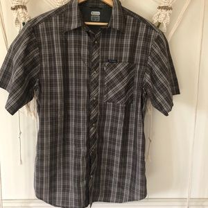Columbia Titanium Short Sleeve Shirt NWOT
